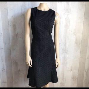JCrew black dress. 16T